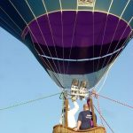 Hot air balloon rides are best done during the beautiful morning light at sunrise