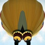 To make the most of the beautiful ride hot-air balloon safaris are best during the beautiful morning light at sunrise