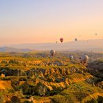 Hot-air balloon rides last for about 4-5 hours