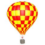 Children who go on hot air balloon safaris must have a minimum height of 1.1 m and must be accompanied by a consenting adult but infants are not permitted