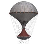 Children who go on hot-air balloon safaris must be accompanied by a consenting adult but infants are not permitted
