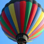 The hot-air balloon is the oldest form of flight
