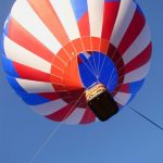 Hot-air balloons are simple flying machines
