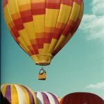 To make the most of the ride a hot-air balloon safari is best at sunrise and when the weather is calmest