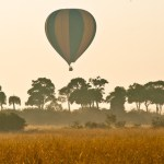 Greater wind speeds on landing on a balloon can affect the safety of those passengers with any medical condition