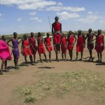 Maasai, Samburu and Kalenjin belong to the Nilotic group
