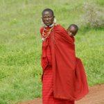 The Maasai tribe speaks Maa, English and Swahili