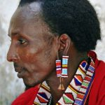 The Maasai believe in a patriarchal society