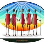 The Maasai are semi-nomadic