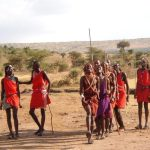 The Maasai believe in one god
