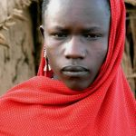 The Maasai believe in one god with a dual nature
