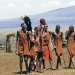 Masai tribe do not bury their dead