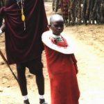 Masais do not bury their dead
