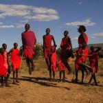 Masais tribe believe that burials harm the soil and hence is reserved only for some chiefs