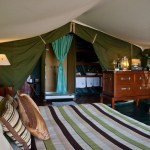 Tented camps deliver exclusive safaris for adventurous families and couples