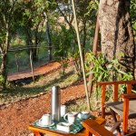Tented camps offer unforgettable dining experience