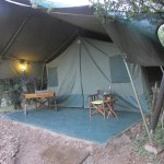 A century ago tents were exclusively reserved for Kenya's colonial Governors