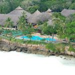 Located on the world famous Diani Beach, The Baobab Beach Resort and Spa is set within 80 acres of tropical gardens, overlooking the Indian Ocean