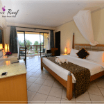 Standard and Deluxe rooms, Junior Suites, Pent Houses and two Presidential Suites