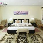 All rooms offer majestic views of the Indian Ocean