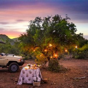 lush lodge sundowner
