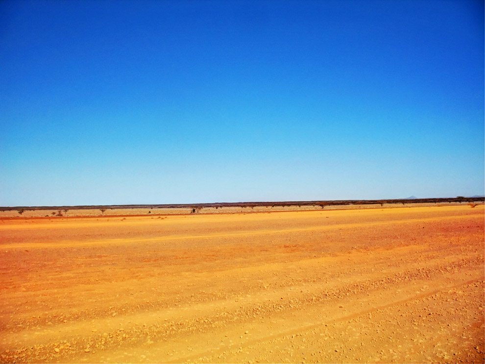 Chalbi Desert_Horizon