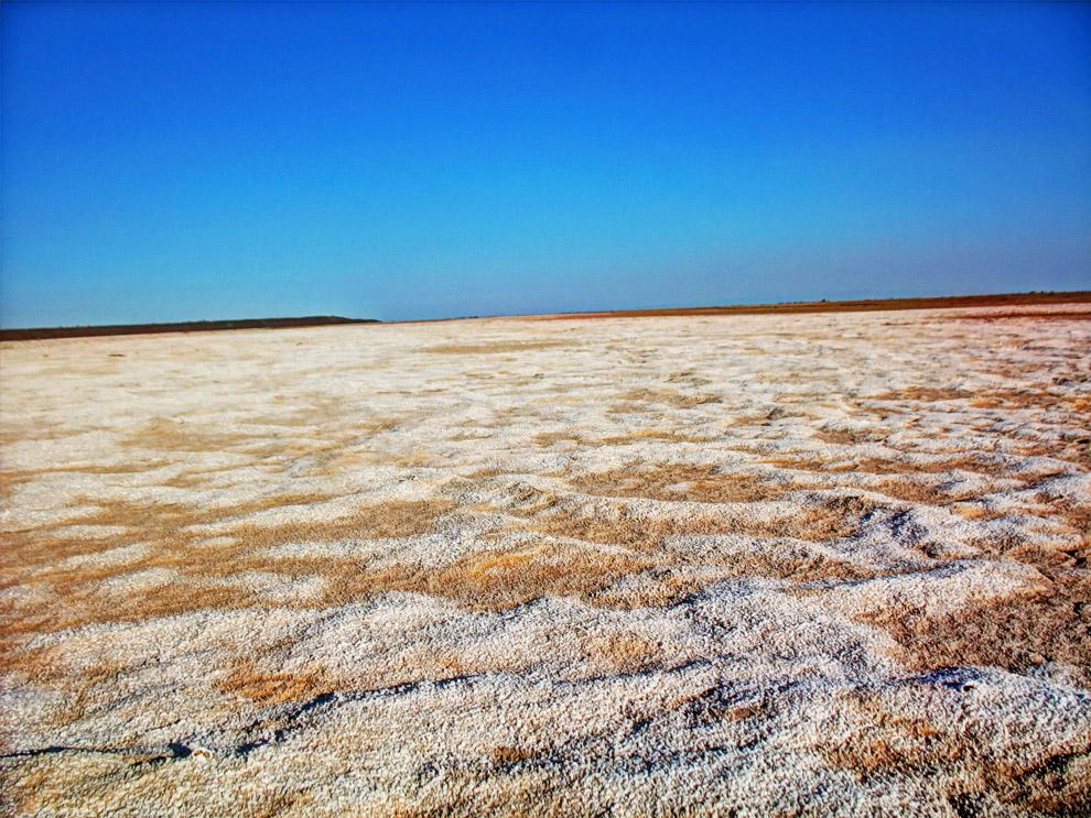 Chalbi Desert_Salt pan
