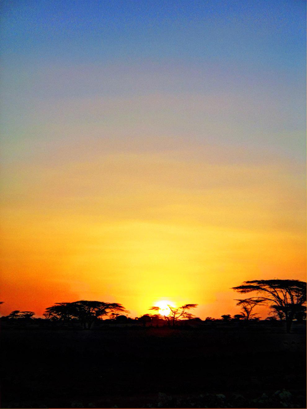 Chalbi Desert_Sunset2