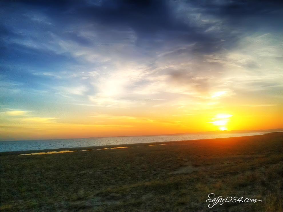 Koobi Fora Camp_Lake Turkana Sunset10