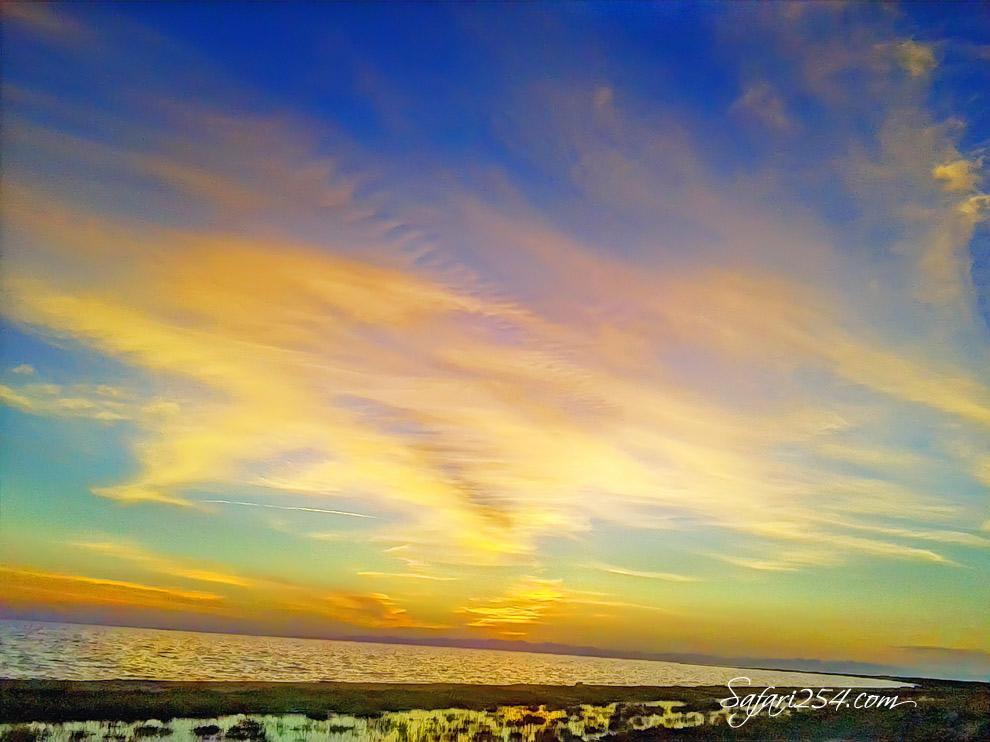 Koobi Fora Camp_Lake Turkana Sunset5