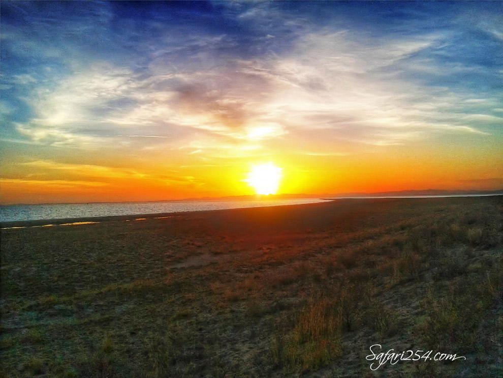 Koobi Fora Camp_Lake Turkana Sunset9