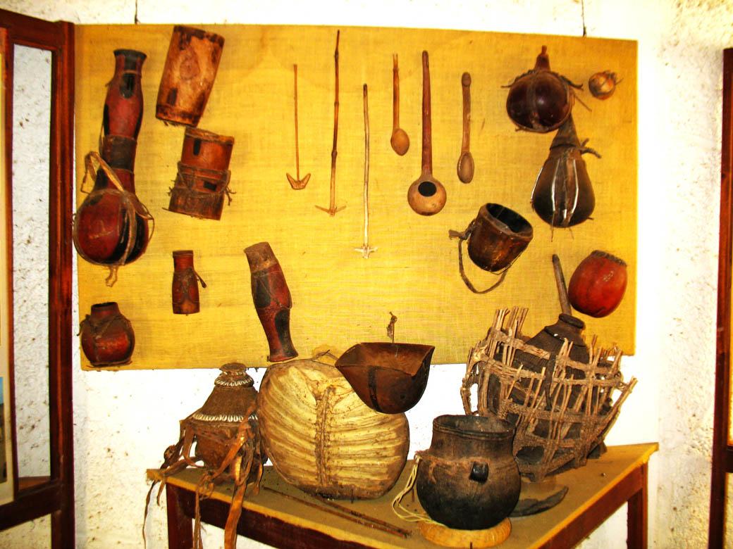 Loiyangalani Desert Museum_artifacts2