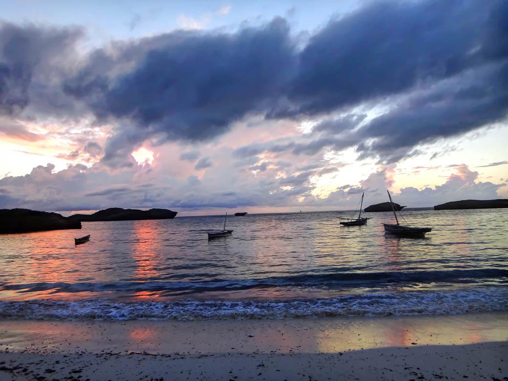 Watamu beach_sunrise