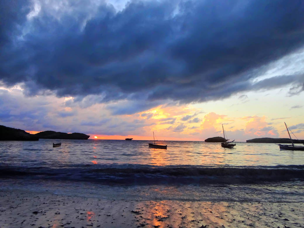 Watamu beach_sunrise3