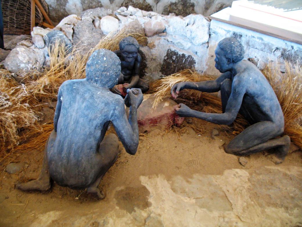 Koobi Fora Museum_early man