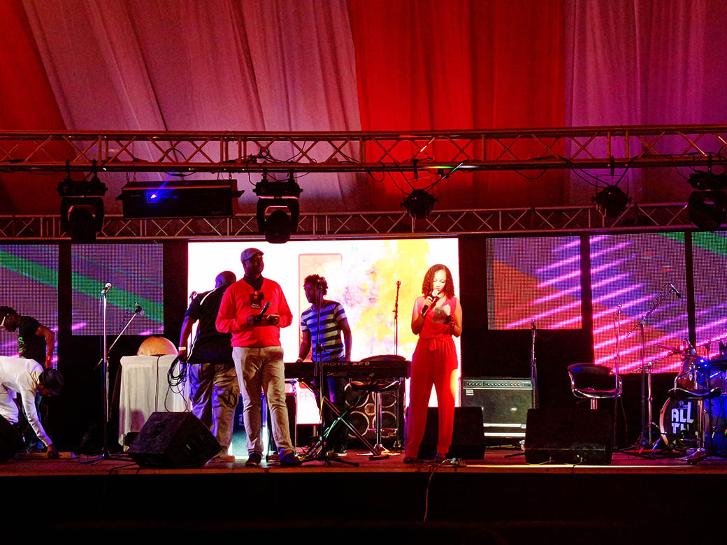 Koroga Festival_Hosts