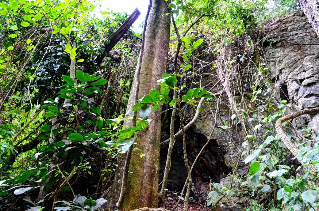 Oloolua Nature Trail_Cave
