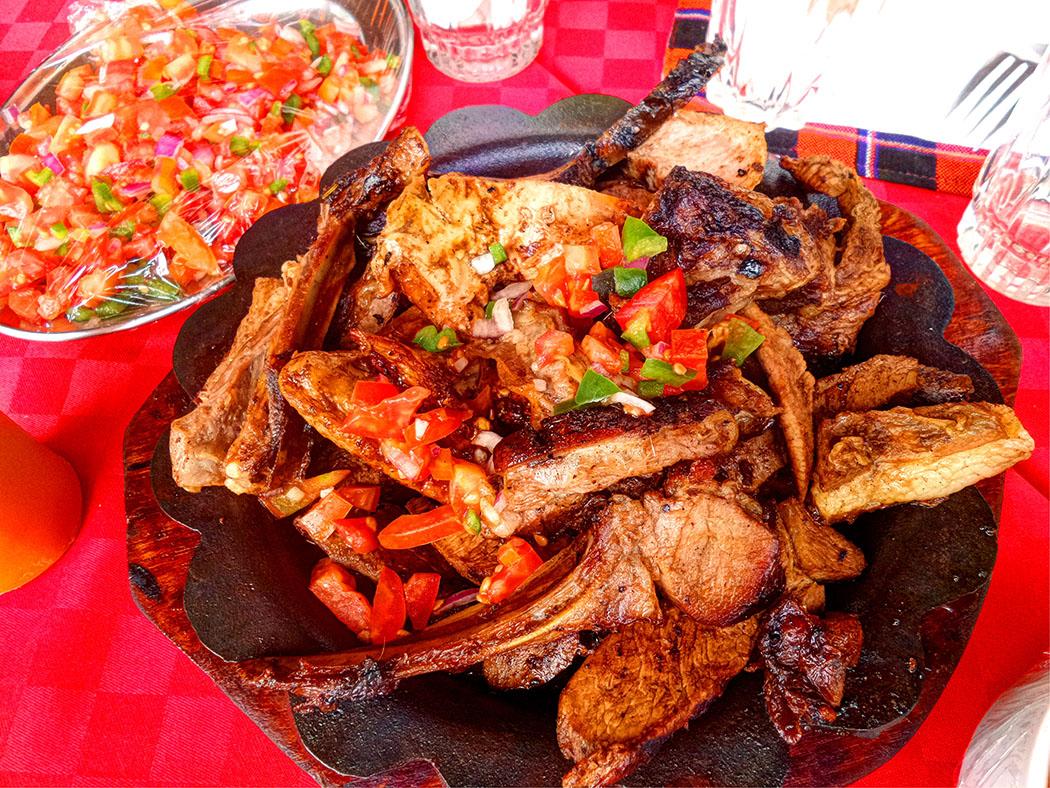Masai Lodge_Food