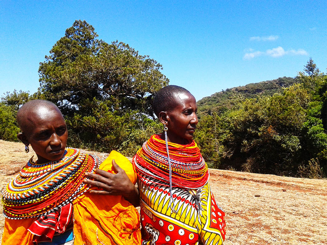 Nothern Kenya People and Places_Samburu women2