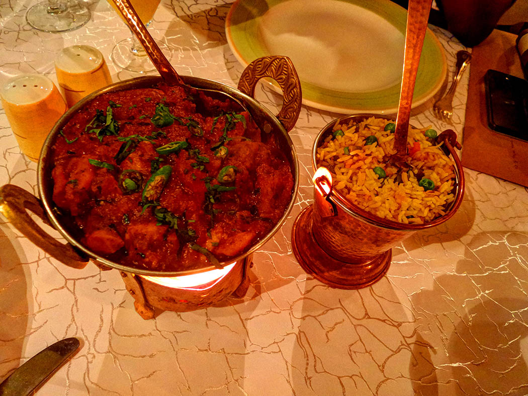 Bhandini Restaurant review_chicken curry