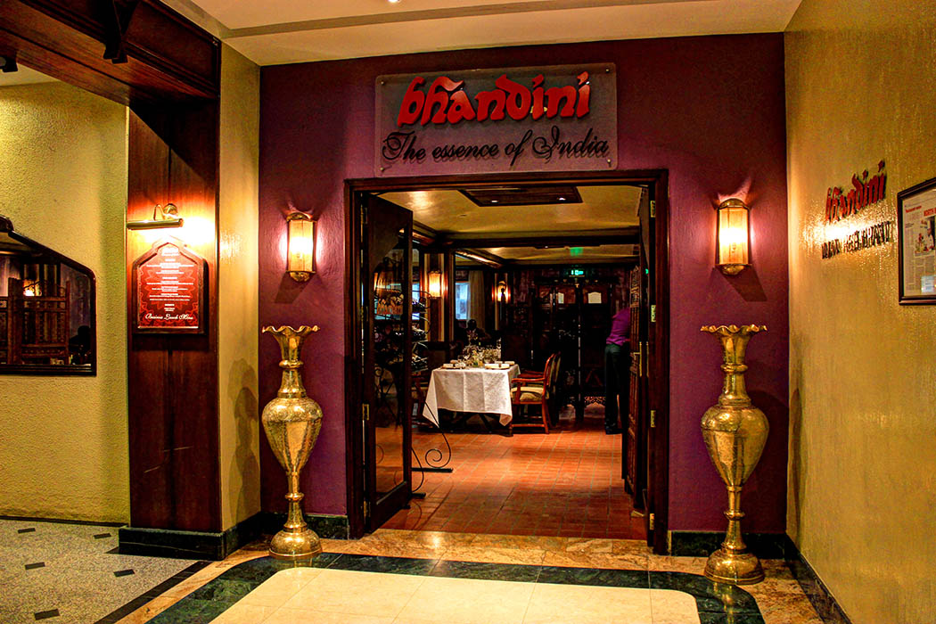 Bhandini Restaurant review_entrance