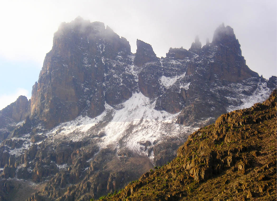 Mount Kenya_Peak