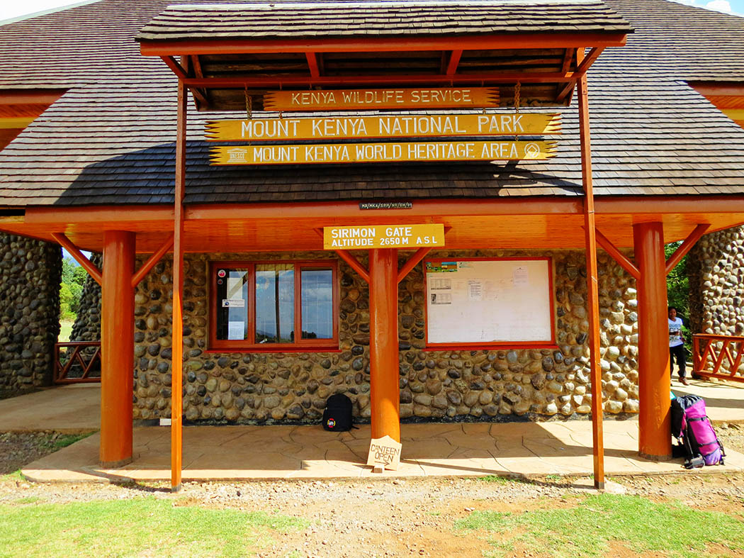 Mount Kenya_Sirimon Gate 2