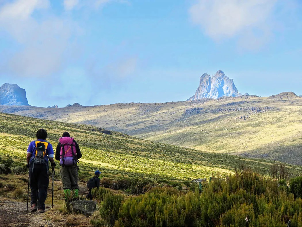 Mount Kenya_scenery