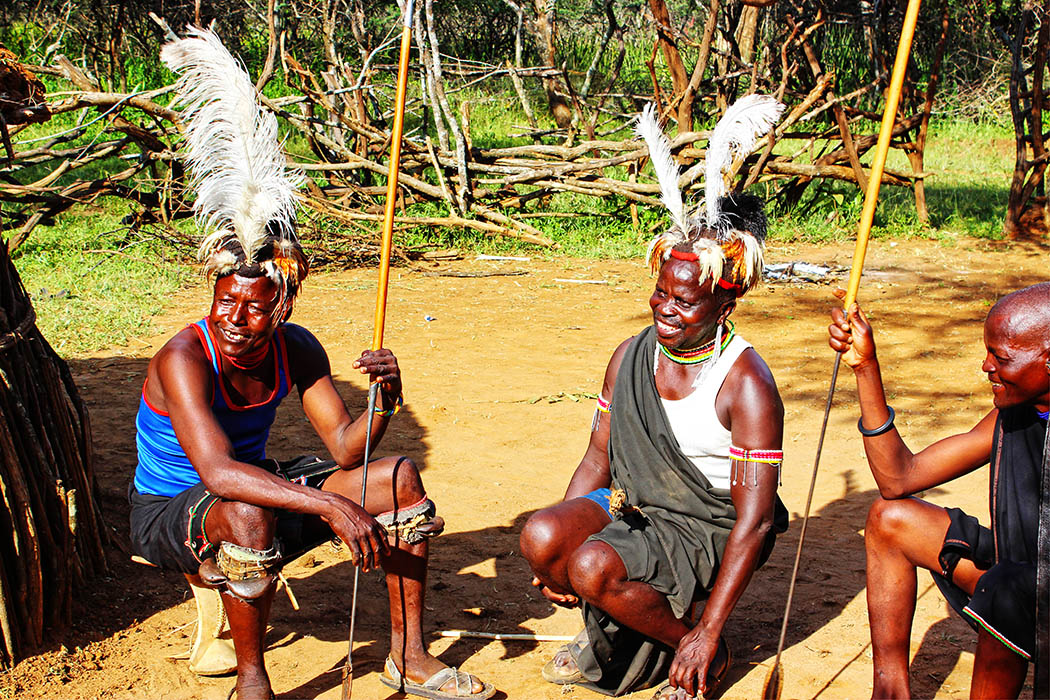Unexpected Kenya_Pokot men