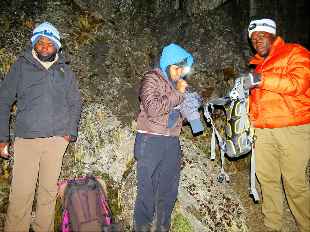 Mount Kenya_ready to summit
