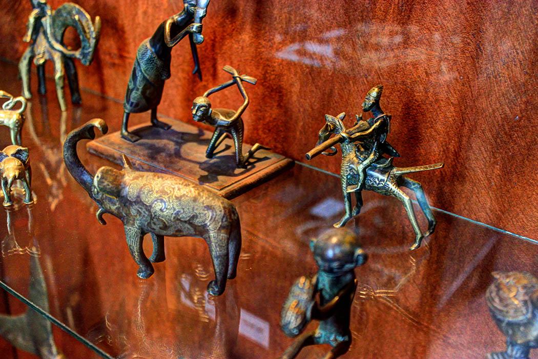 The Nairobi Gallery_Dahomey figurines