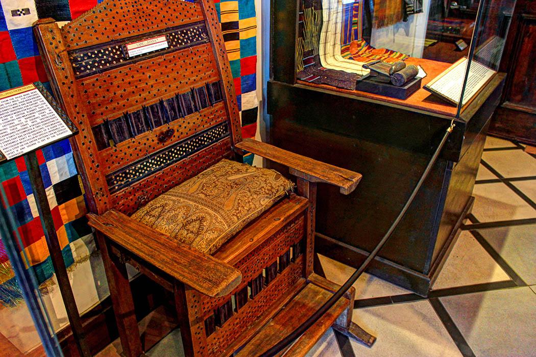 The Nairobi Gallery_Swahili chair