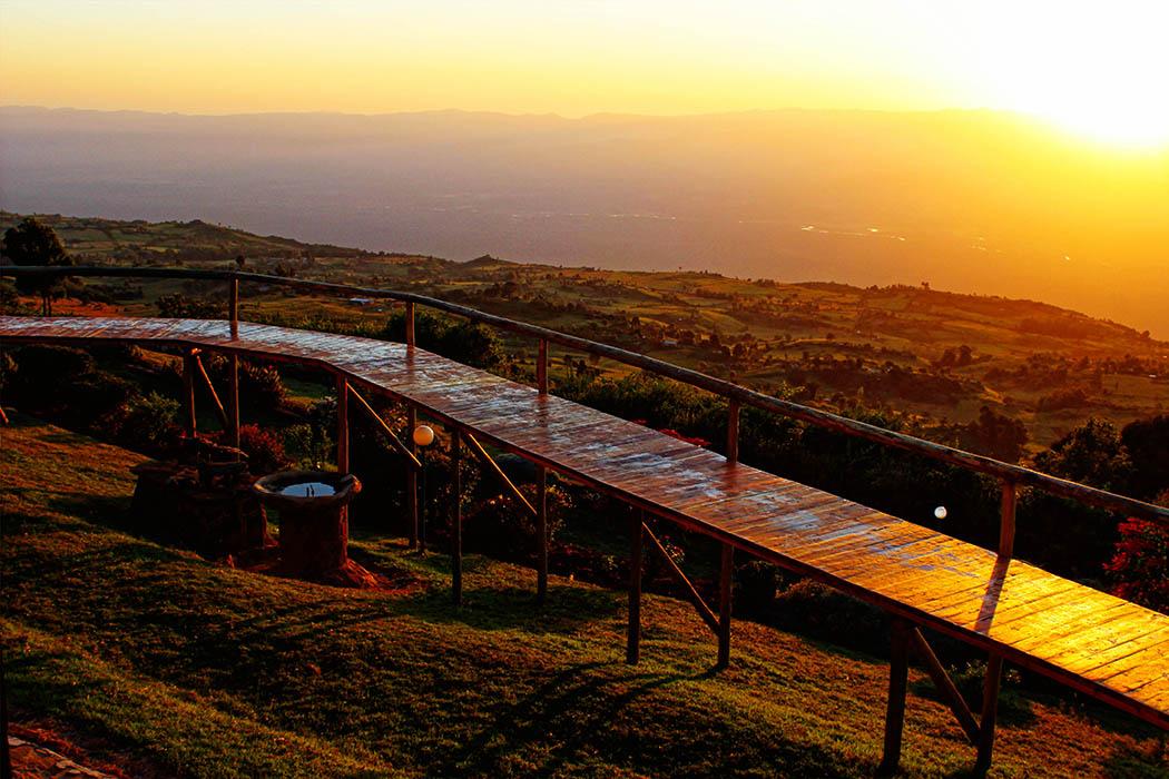 Kerio View Hotel_sunrise