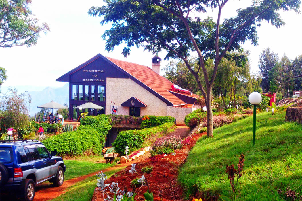 Kerio View Hotel_the restaurant